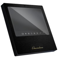 #12 Chameleon Model S Saffiano (Black) фото