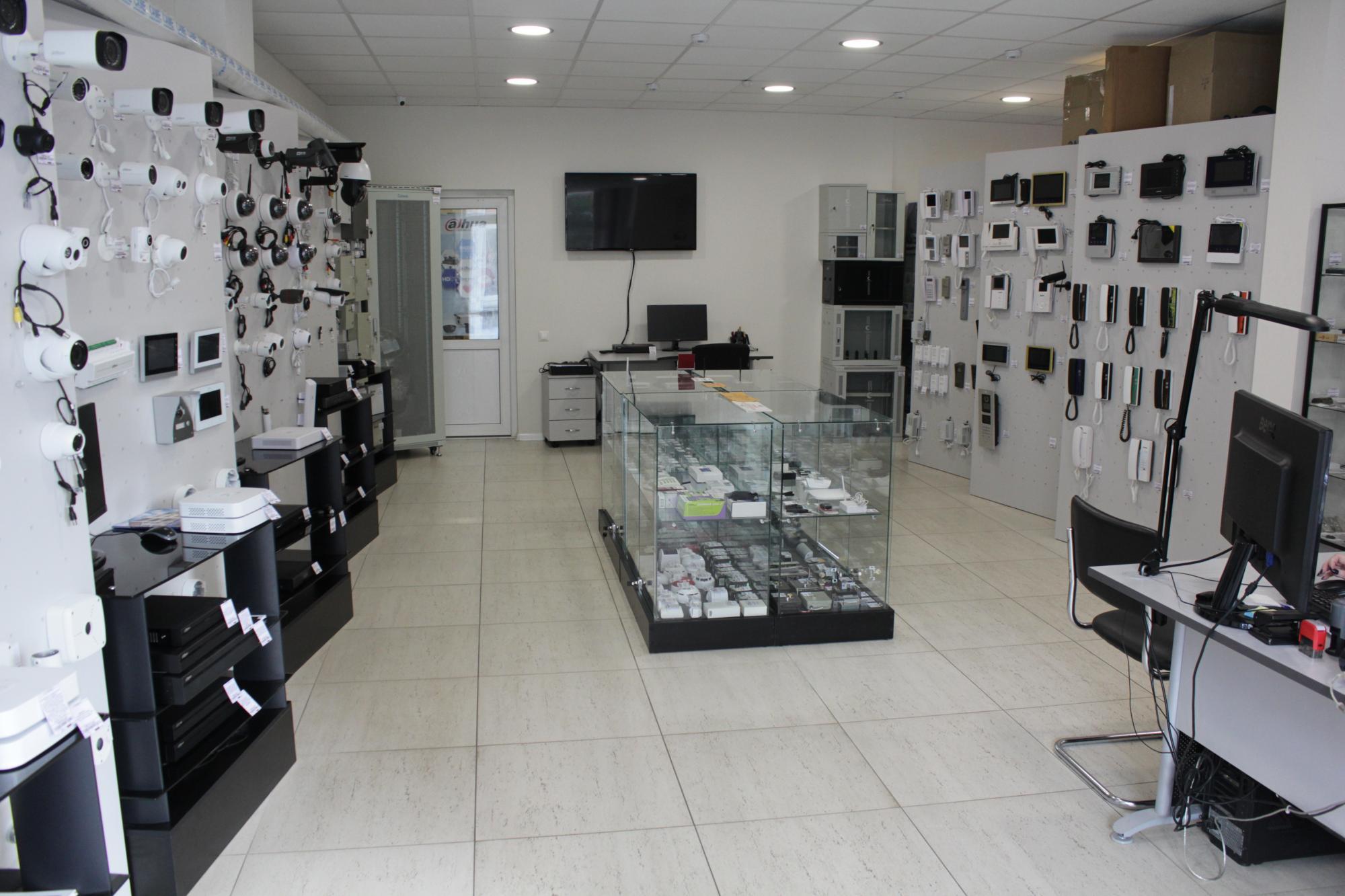 Фото магазина sbv-video.ru - Краснодар